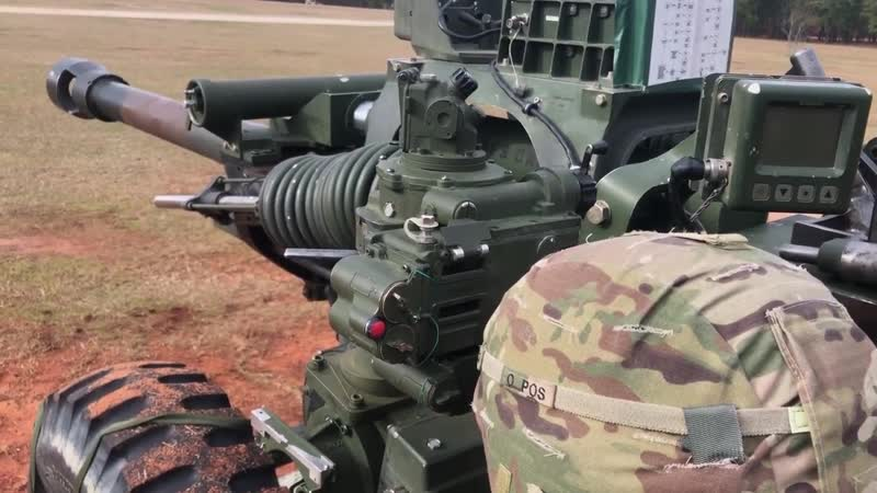 Airborne Artillery compete in 2018 Best of Best Competition FORT BRAGG, NC, UNITED STATES 12.12.2018