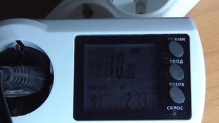 Стенд для сравнения светодиодных драйверов - обычный и на качере Бровина - Глобальная волна СПб