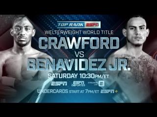 ESPN Spot: Crawford - Benavidez
