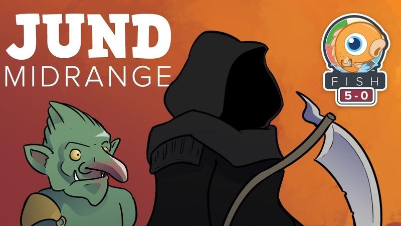 Fish Five-0: Jund Midrange (Standard, Magic Arena)