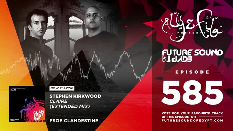 Aly Fila - Future Sound of Egypt 585