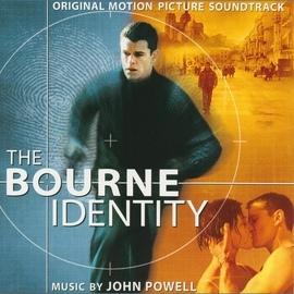 John Powell альбом The Bourne Identity