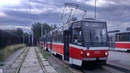 Linka 8 - Vozovna Medlánky - Líšeň - s komentářem - očima řidiče
