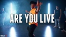 Jeremih Chance - Are You Live - Choreography by Josh Price TMillyTV