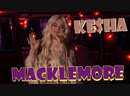 Ke$ha feat Macklemore - Good Old Days (live)