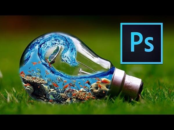 Photoshop manipulation tutorial - التلاعب بالصور