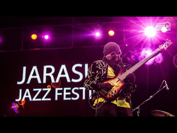 Etienne Mbappé The Prophets Assiko Twerk   Jarasum Jazz Festival 2018