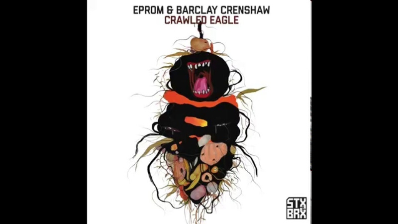 Eprom Barclay Crenshaw - Crawled Eagle