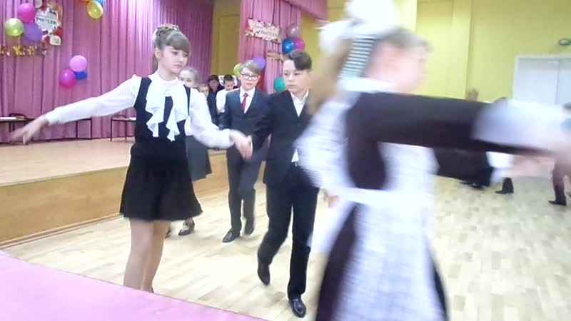 25-05-2017 МОУ СОШ2г.Балабаново1 последний звонок 2016-2017 4 класс часть-8