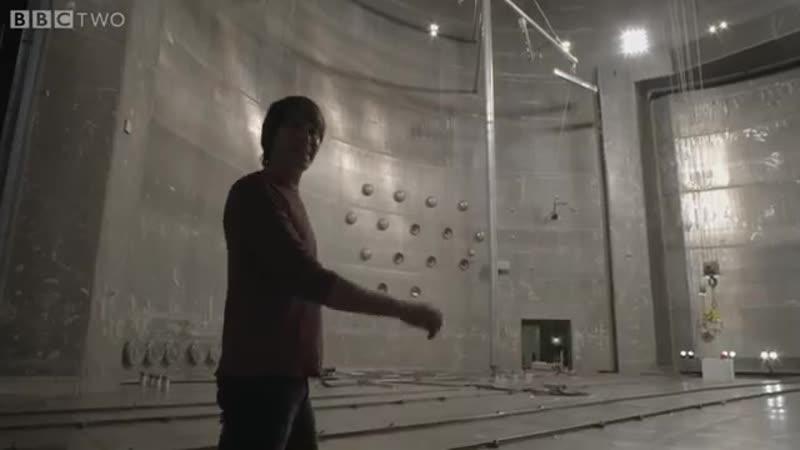 Brian Cox visits the world_s biggest vacuum chamber - Human