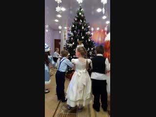 Ёлка 2018. танец