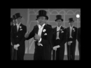 Fred Astaire - White tie and tails Музыкальный фрагмент с Х/Ф Цилиндр / Top Hat США, 1935 Поёт и танцует Фред Астер