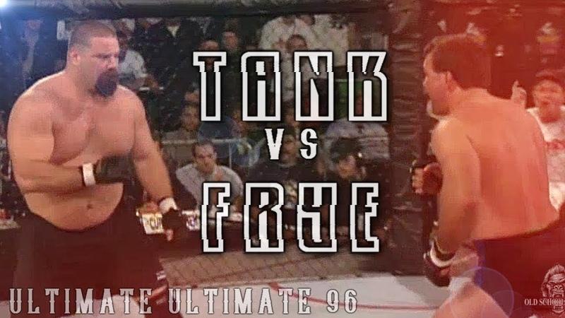 ТАНК VS ХИЩНИК Ночь п здюлей на Ultimate Ultimate 96