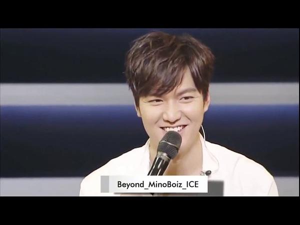 Разговорная часть концертного тура RE MINHO в Японии 13 10 14 руссаб