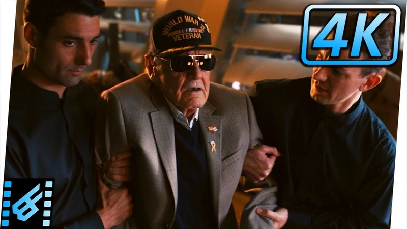 Party Scene / Stan Lee Cameo | Avengers Age of Ultron (2015) Movie Clip
