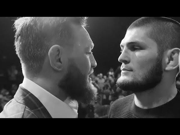 UFC 229: Khabib vs McGregor Face-Off | Первая битва взглядов Хабиб vs Конор!