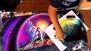 Tiga Pelukis Jalanan Skill Dewa Membuat Lukisan Cat Semprot Yang Keren Luar Biasa