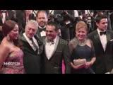 Director Jonathan Jakubowicz, Ana de Armas, Edgar Ramirez, Usher Raymond, Roberto Duran, Robert De Niro and more on the red carp