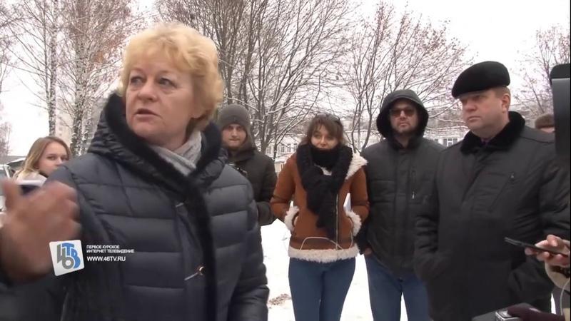Эксперты ОНФ поставили низкую оценку работе чиновников Курска по благоустройству