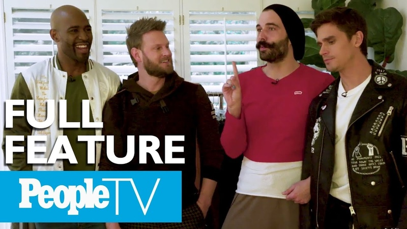 The Queer Eyes Fab Five Give PEOPLE Senior Writers Husband A Complete Makeover (FULL) | PeopleTV