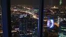 Башня Федерации Ночная Москва 2