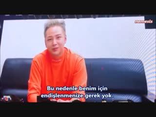 JKS video message for the 6th Cri J Regular Gathering (Türkçe Altyazılı)