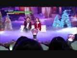 181221 Wendy (Red Velvet) - Have Yourself A Merry Little Christmas @ KBS Music Bank