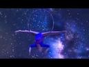 Народный цирковой коллектив Юность воздушная композиция Гравитация
