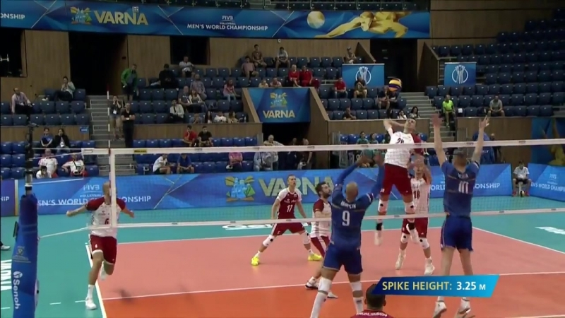 FIVB.Mens.World.Championship.2018.09.22.Group.H.Poland.vs.France.WEB.720p