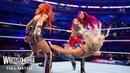 SBMKV_Video | FULL MATCH - Charlotte Flair vs. Sasha Banks vs. Becky Lynch - Women's Title Match: WrestleMania 32