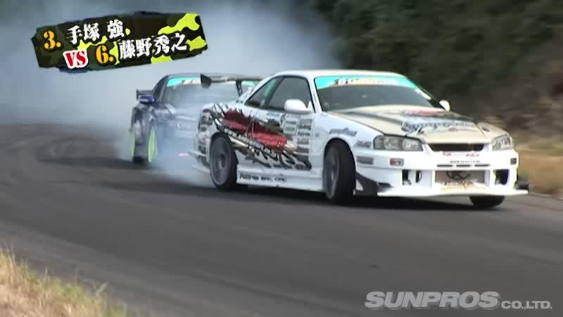 D1SL 2010 Rd.5 at Nihonkai Maze Circuit 2.