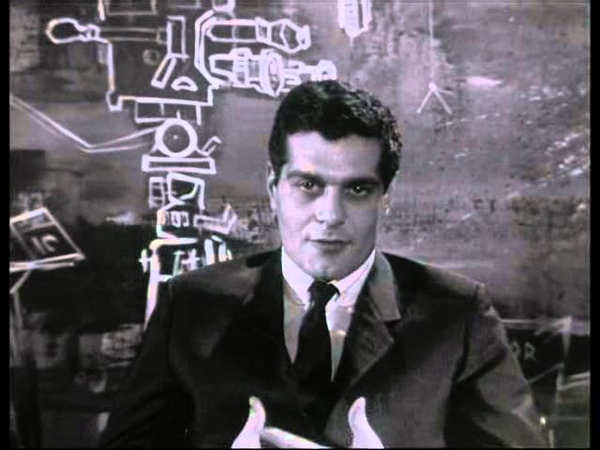 Omar Sharif - Interview (1963)