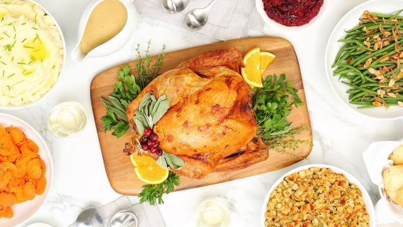 Thanksgiving Dinner for Less Than $75!!