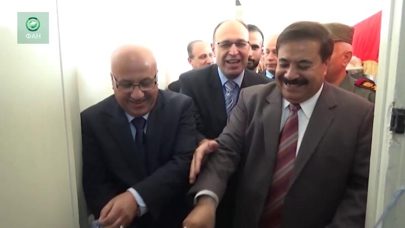 Сирия: центр помощи эмигрантам открыли в провинции Хасака