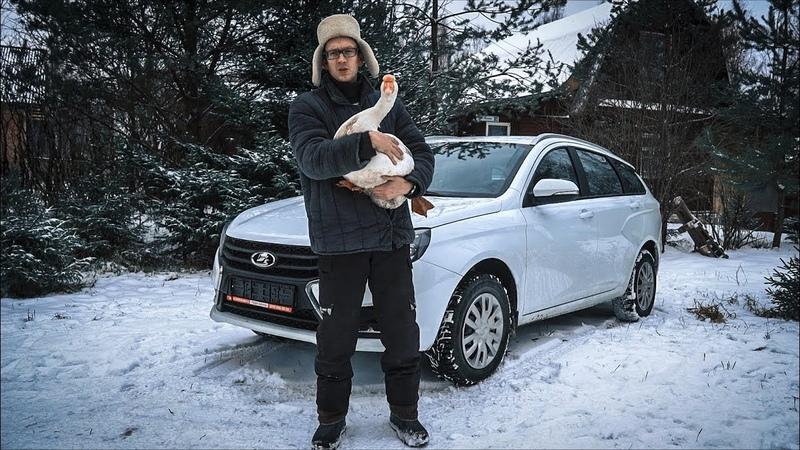 Веста Сарай. Деревенский обзор.