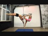 Сидоровы Максим и Анастасия #poledancer