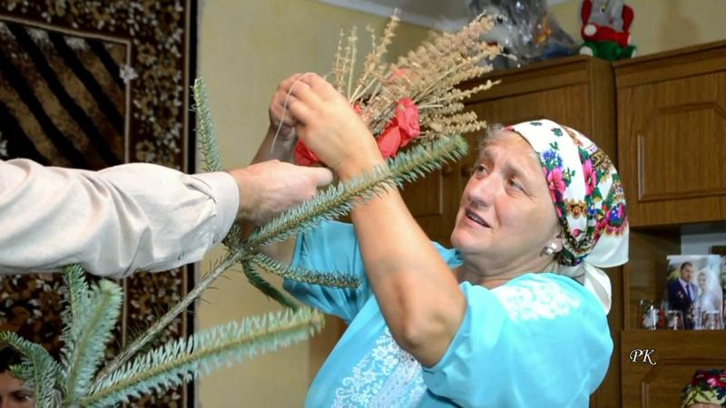3. Гарний звичай вбирання весільного деревця - Весілля Іванівці - Bridal Wedding Tree