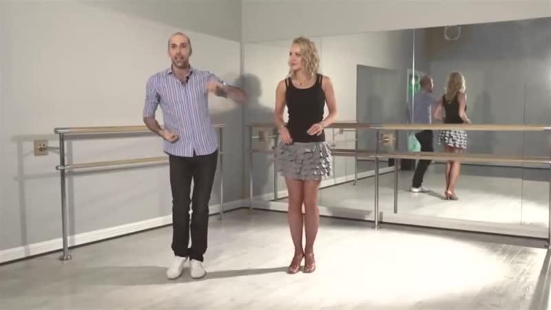 Видеоурок. Танец сальса 2.