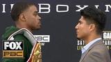 Errol Spence Jr. vs Mikey Garcia Full Press Conference PRESS CONFERENCE PBC ON FOX