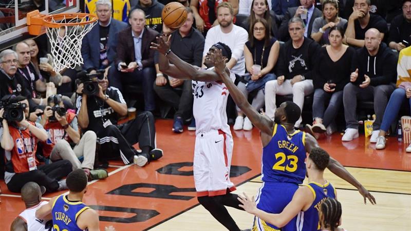 Рейтинги 1-го матча финальной серии плей-офф НБА на 18 процентов ниже прошлогодних