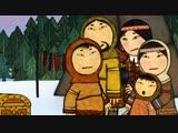 Гора самоцветов - Пумасипа (Сказка народа Манси)