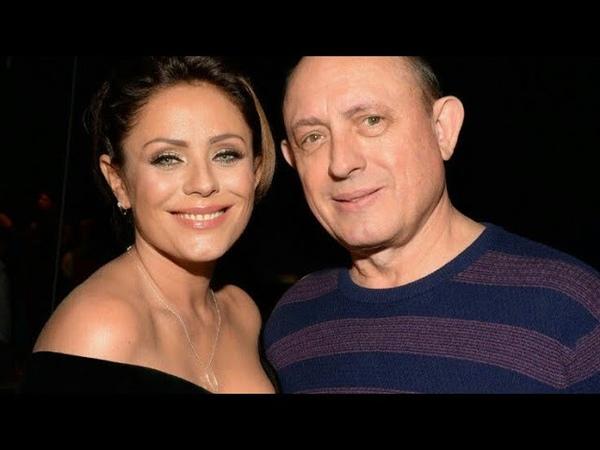 Беды дочери начались из за первого мужа отец Юлии Началовой во время интервью не мог сдержать сле