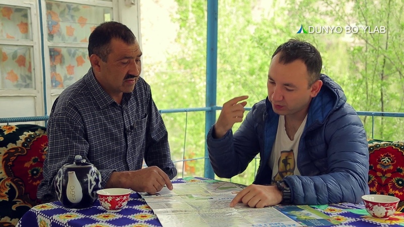 Дух приключении. Таджикистан. 3-серия