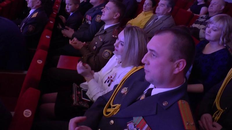 100 лет Дзержинскому РОВД