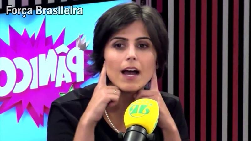 Manuela d'Ávila é MASSACRADA por carioca no programa pânico.