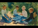 'One of the First British Impressionist Works' | Philip Wilson Steer's 'Chatterboxes' | Christie's