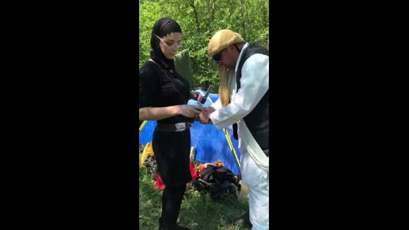 Подготовка Шахидки (Наталья Юнко) Маршрут Либерти-Йорк