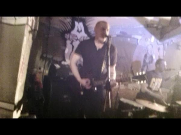 Cios (Streetpunk Ukraina) Добро Должно Быть С Кулаками (The good must be with fists) live