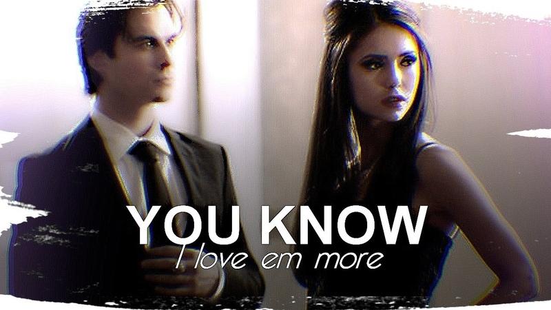 ❖ Katherine and Damon - 𝘭𝘰𝘷𝘦 𝘦𝘮 𝘢𝘭𝘭