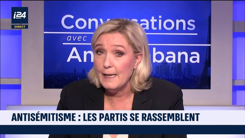 Quand j'ai connu Alain Soral, c'était un homme qui venait de la gauche Marine Le Pen